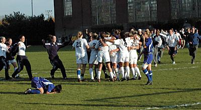 Yale Bulldogs Soccer